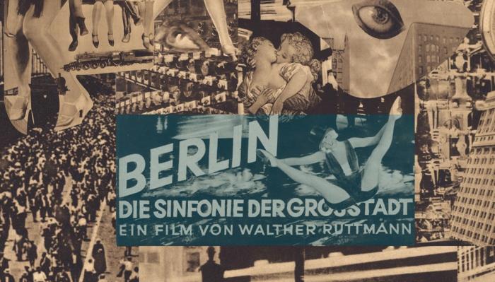 Bildergebnis für berlin sinfonie der großstadt